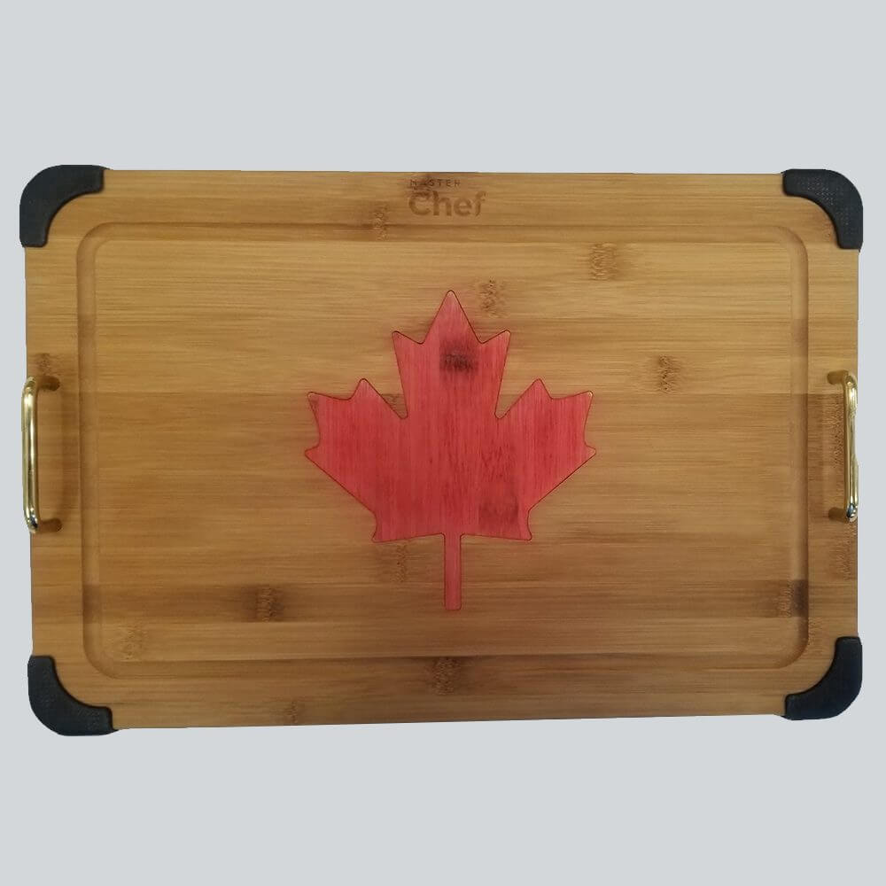 Canadian Maple Leaf Table Tray