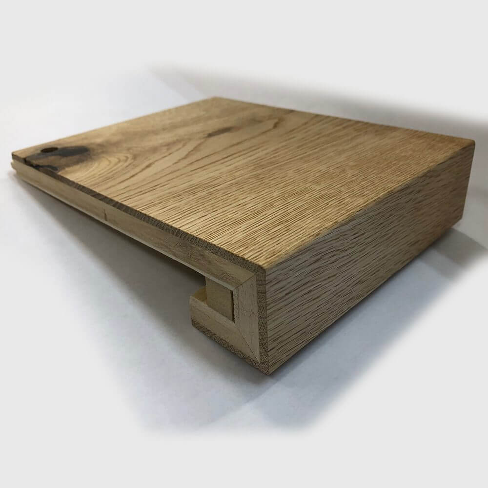 Engineered Hardwood Stair Nosing