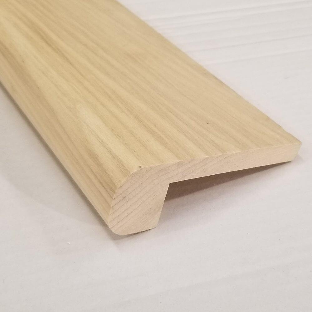 Flatnose Hardwood Stair Nosing