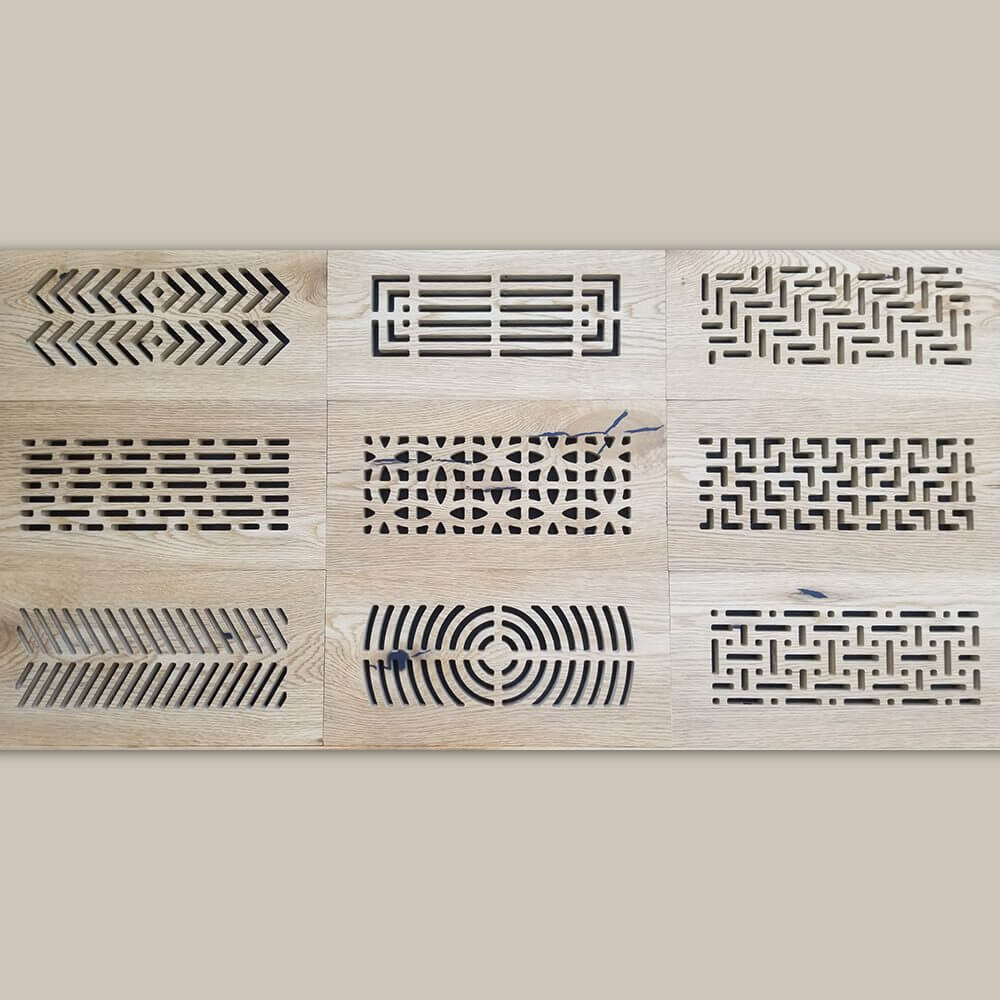 Flush Mount Vent Covers Category