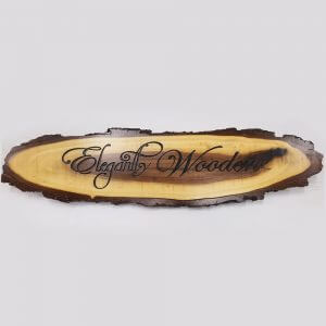 Signs - Elegantly Wooden