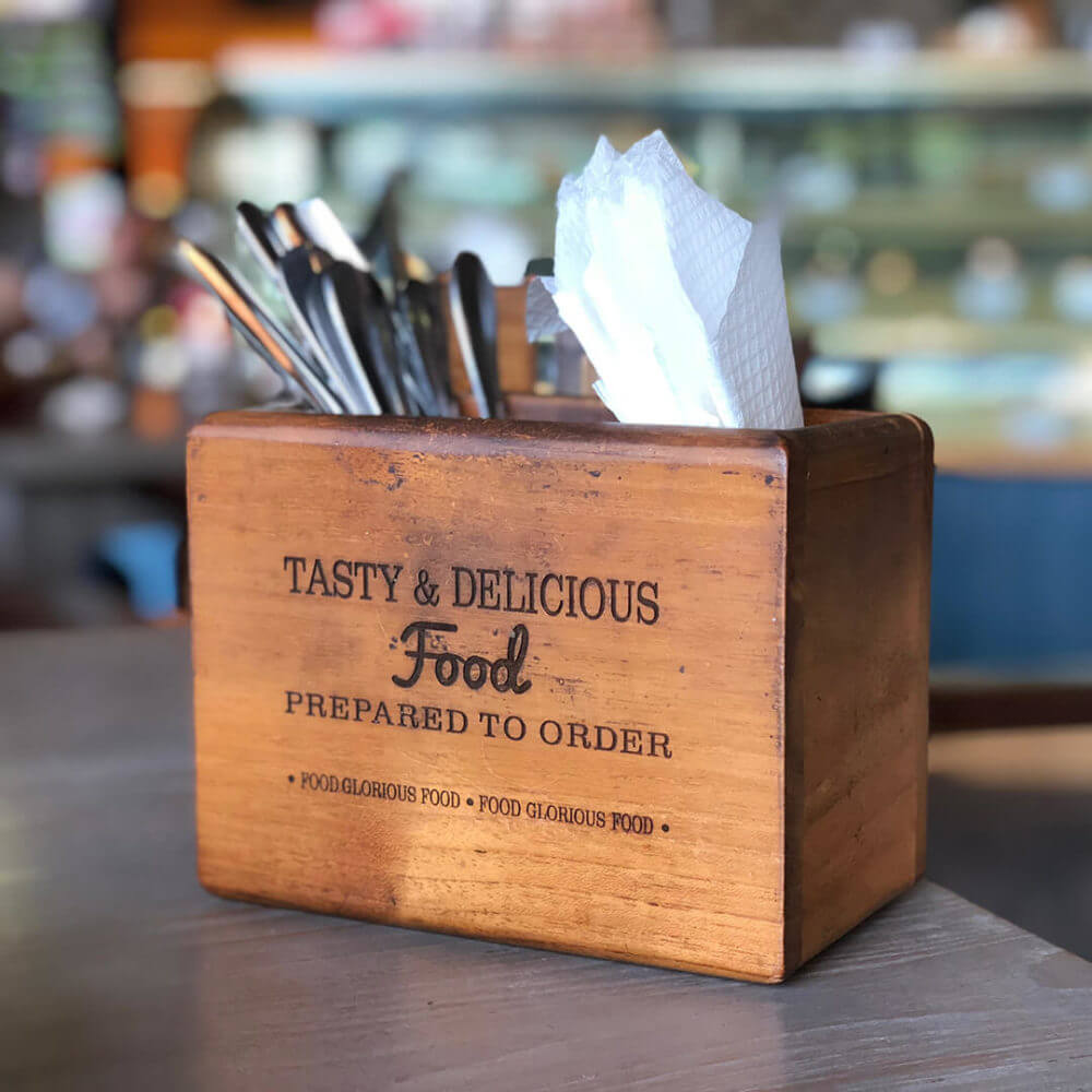 Custom Utensil Holder